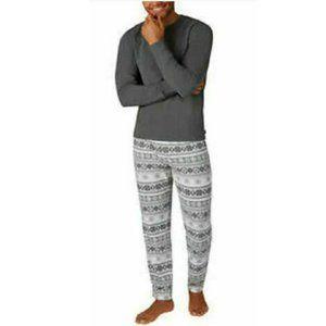 Eddie Bauer Mens Sleepwear Two Piece Set